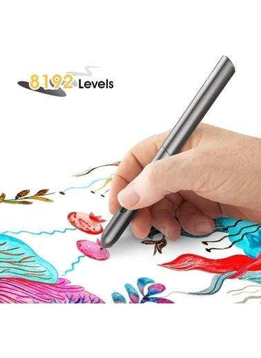 Veikk Veikk S640 ve A30 Grafik Tabletler İçin 8192L Pilsiz Kalem (Veikk P01) Renkli